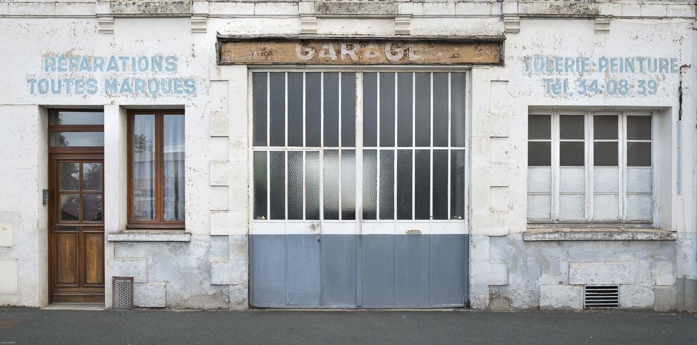ancien garage automobile châteauroux indre