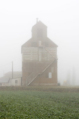 série de 4 silos agricoles-Membrolles-41