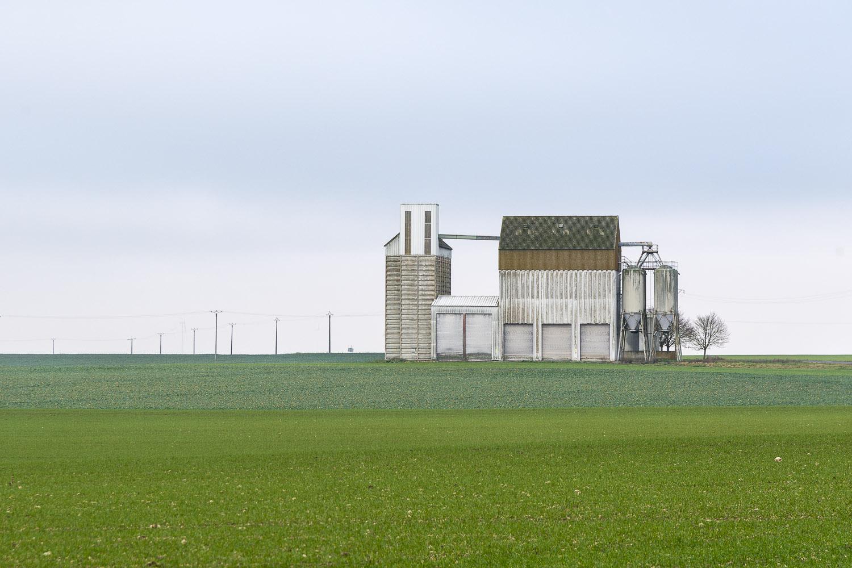 Silos agricoles - Villiers-Saint-Orien-28